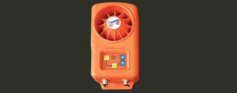 Access Equipment's Hoist Intercom System